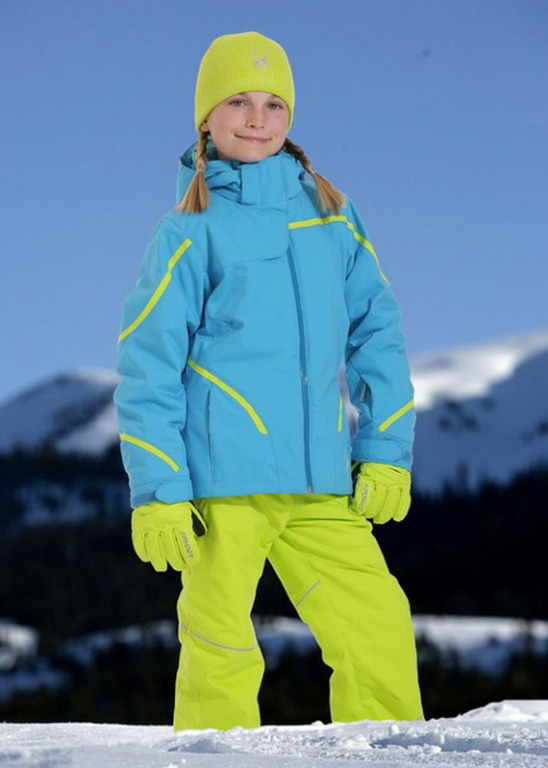 Лыжная Куртка На Девочку
